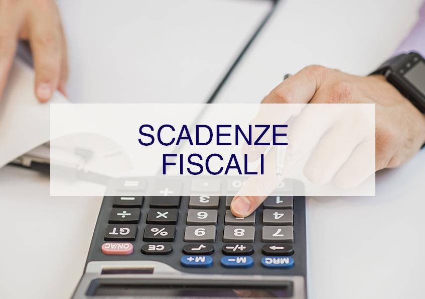 Proroghe scadenze fiscali: i rinvii nel decreto Sostegno